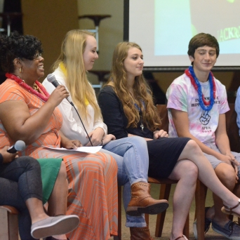 "Student Panel @ Summer Faculty Learning Fair - ""What Helps You Learn Deeply?"""