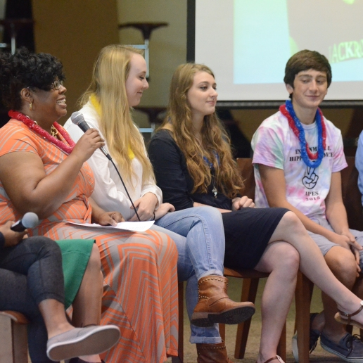 """Student Panel @ Summer Faculty Learning Fair - """"What Helps You Learn Deeply?"""""""