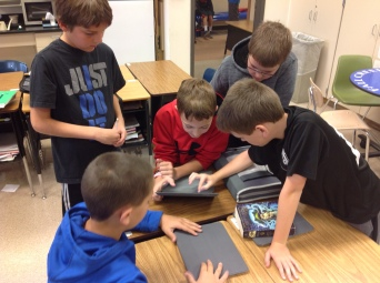Collaboration to Problem Solve
