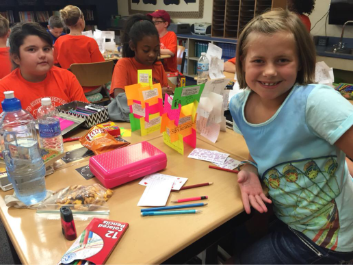 Building Community with 'All About Me' Towers
