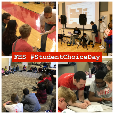 Student Choice Day